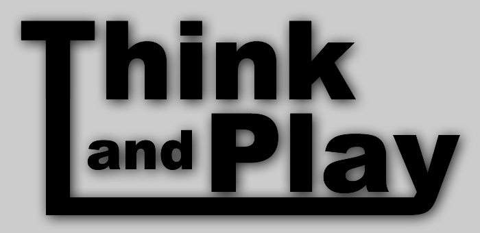 Think and Play logo